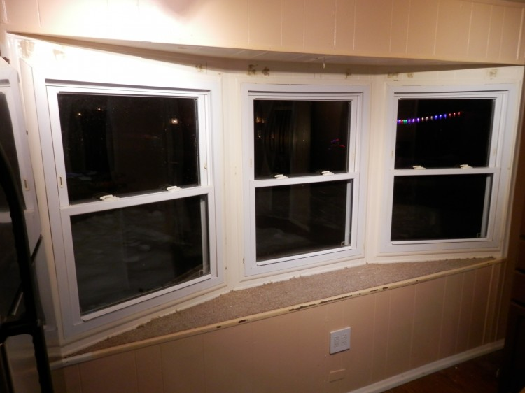new windows in mobile home
