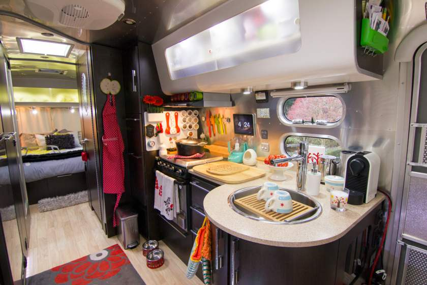 15 Awesome Airstream Interiors