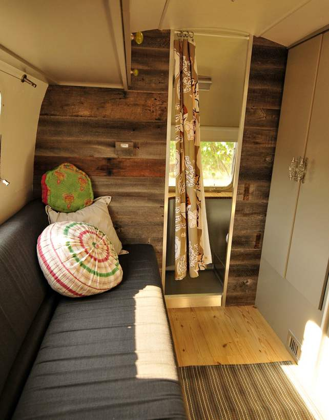 awesome airstream interiors - simplicity