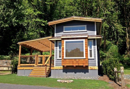 manufactured home porch designs-18c Park Model Manufactured Home Porch Inspiration