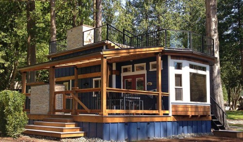 manufactured home porch designs-18d Park Model Manufactured Home Porch Inspiration