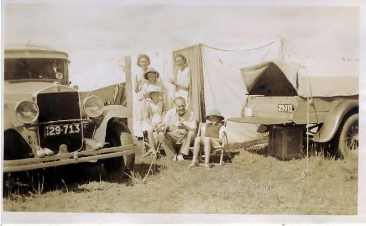 1929 Graham Paige car