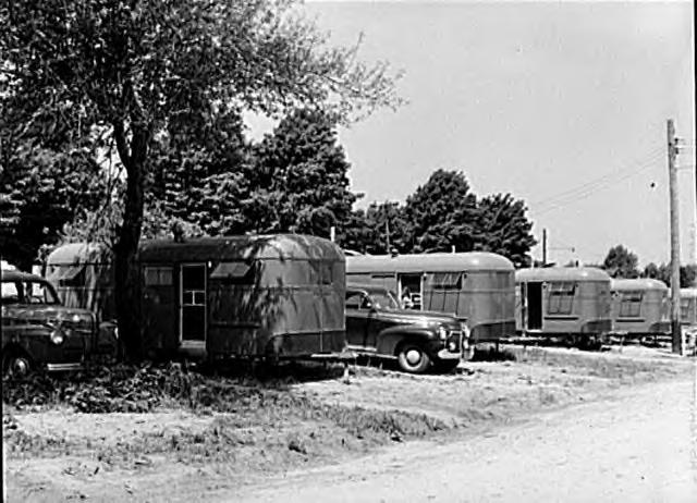 1941 Mobile And Manufactured Home Living