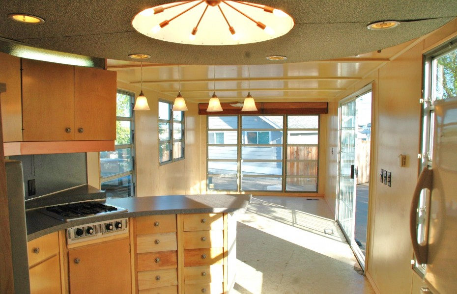 1959 spartan mobile home mobile home living Home interior pictures for sale