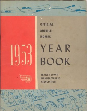 1953 Mobile Home Yearbook