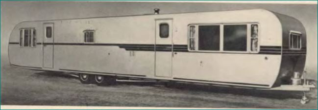 Vintage Mobile Homes Throwback Thursday Issue 1