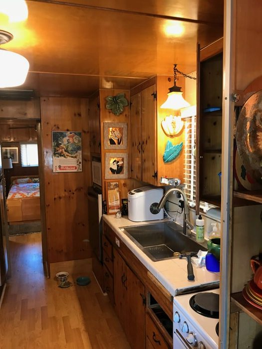 Original 1955 Fleetwood Custom Mobile Home -kitchen_1