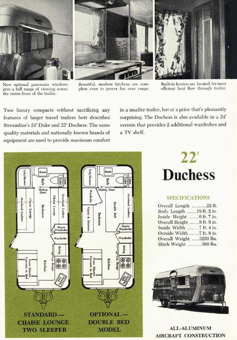Vintage Camper Restoration: 1962 Streamline Duchess | Mobile