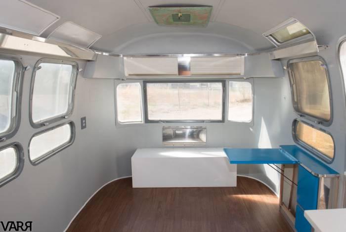 1976 Airstream camper remodel 2