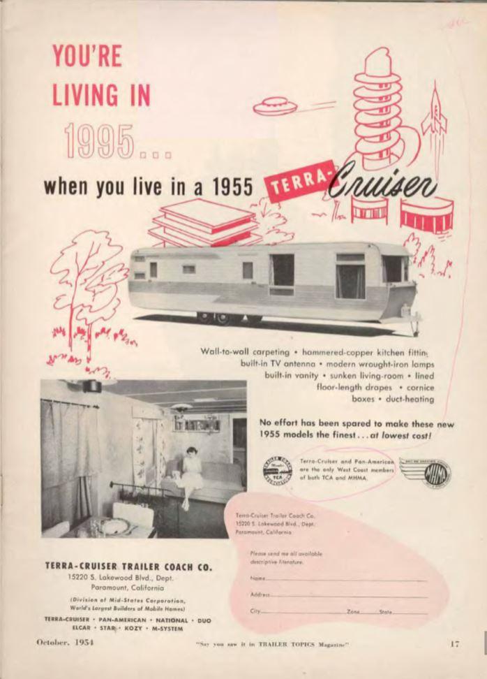 vintage mobile homes-1995