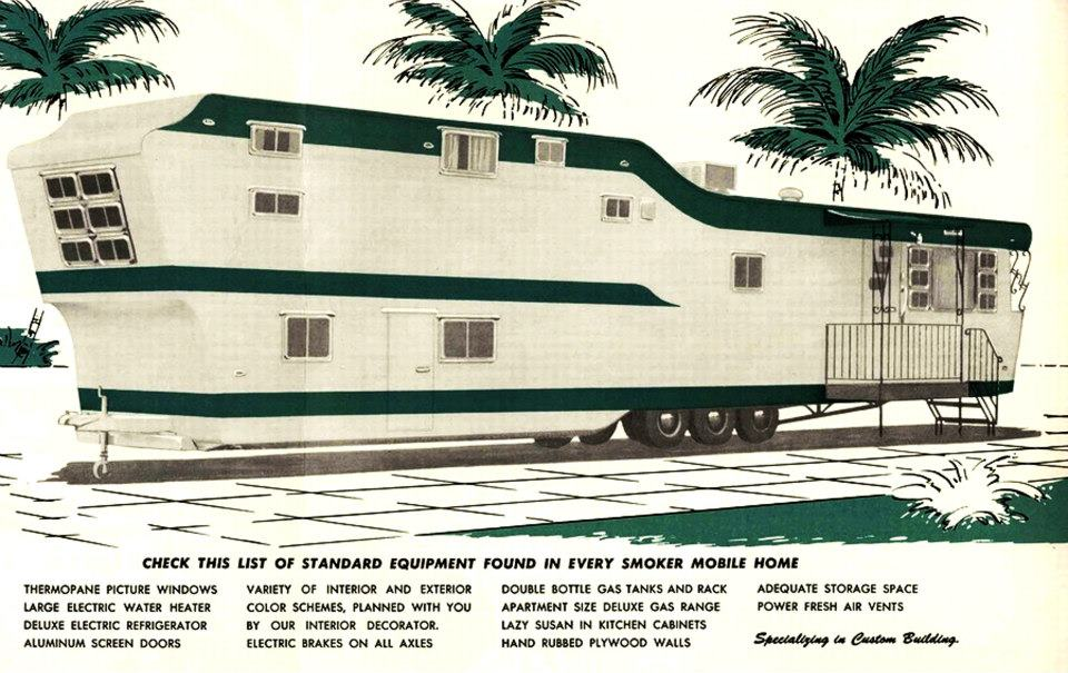 The Most Popular Vintage Advertisements For Two Story Mobile Homes