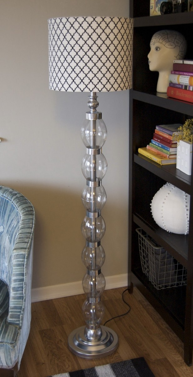 2 liter Coke Lamp - DIY Lamps You Can Make