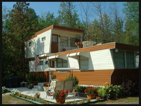 Two story mobile homes for Cheap 2 story houses