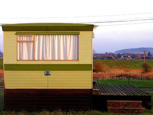 mobile home roof-roof