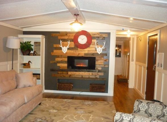 Modern Single Wide Mobile Home Update - MMHL