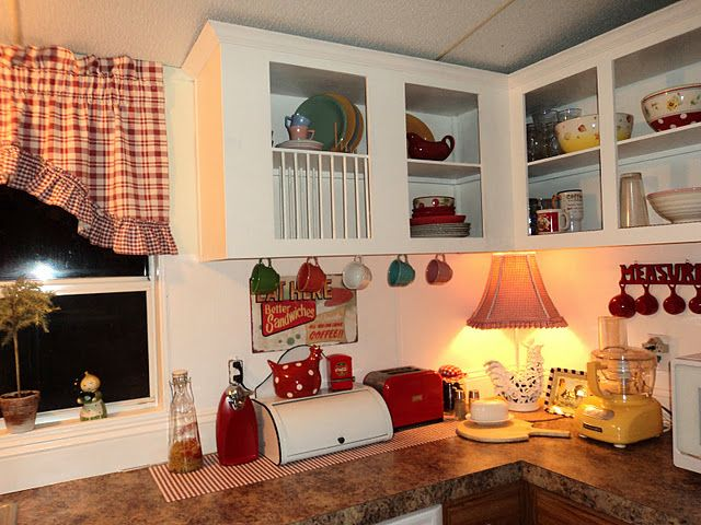 Double wide makeovers joy studio design gallery best for Single wide mobile home kitchen remodel ideas