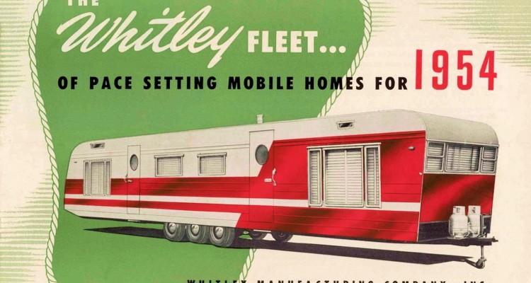 vintage mobile homes