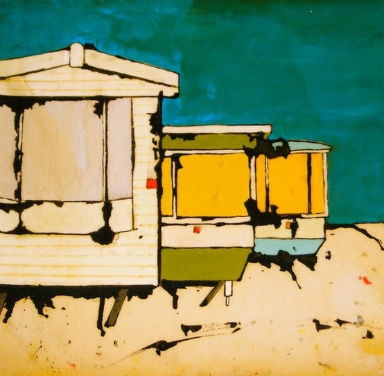 mobile home art- painting 2