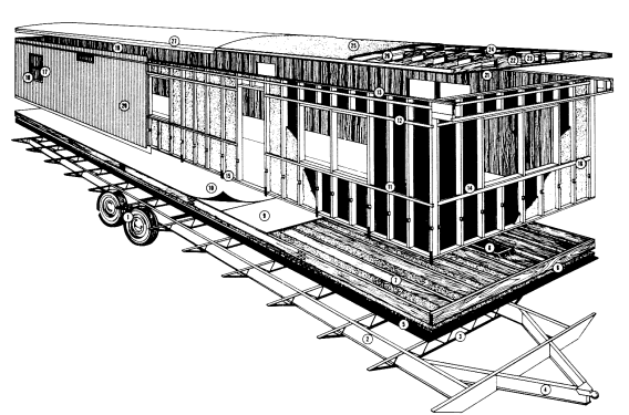 mobile home construction
