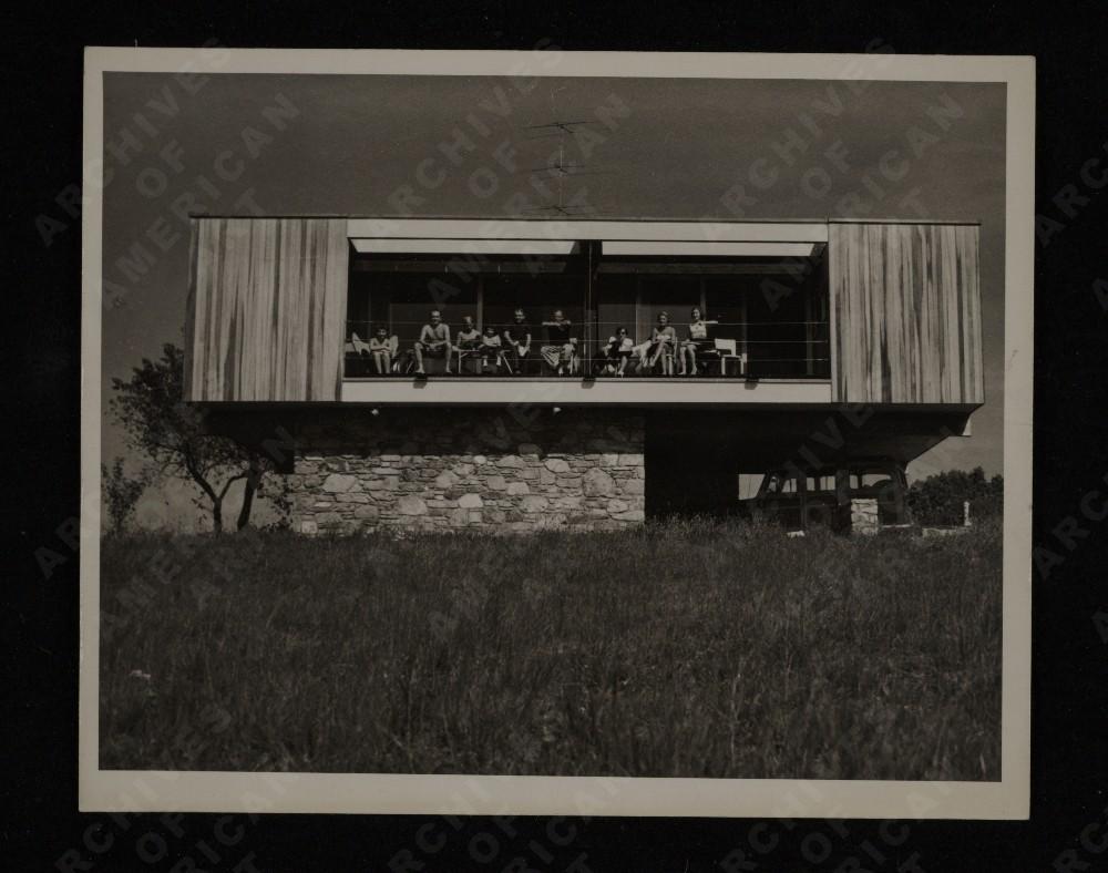 Wolfson house 8