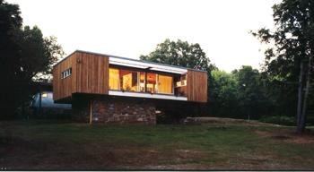 Wolfson trailer house exterior