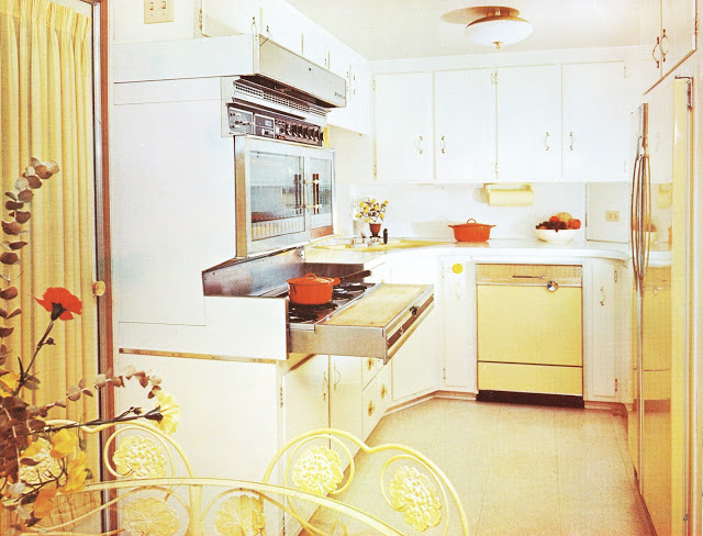 Dubl-wide Roadliner brochure - kitchen - Expandable Mobile Homes