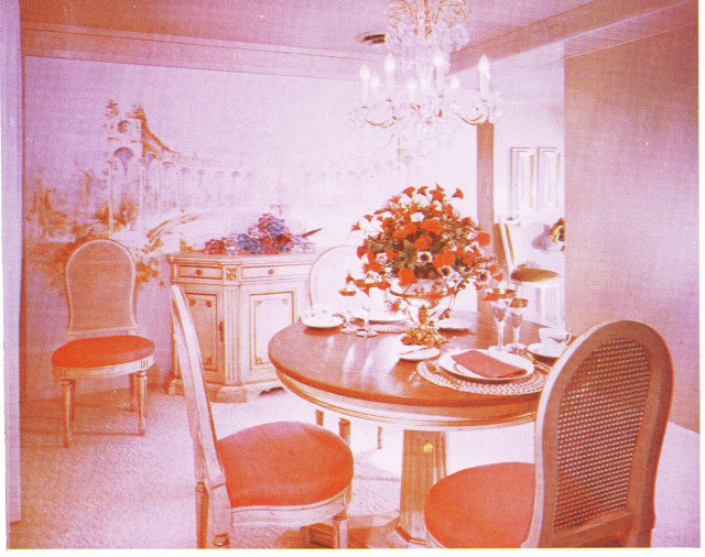 Dubl-wide roadliner brochure - dining room - expandable mobile homes