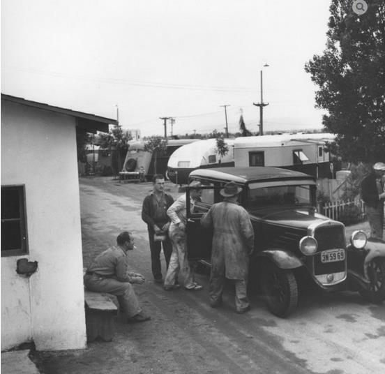 1939 trailer park photos-trailer park 3
