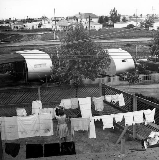 1939 trailer park photos-trailer park
