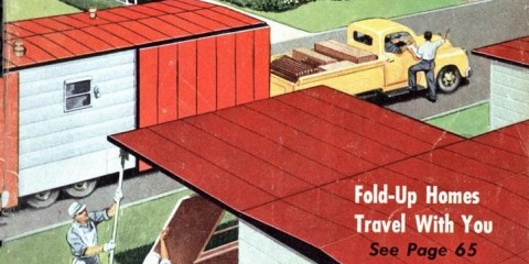 fold up mobile homes