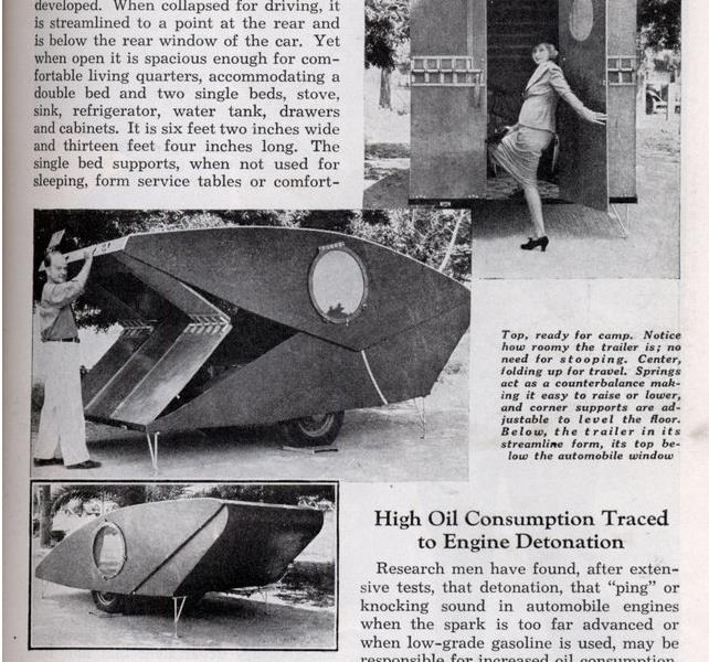 1936 Mobile Home Innovations
