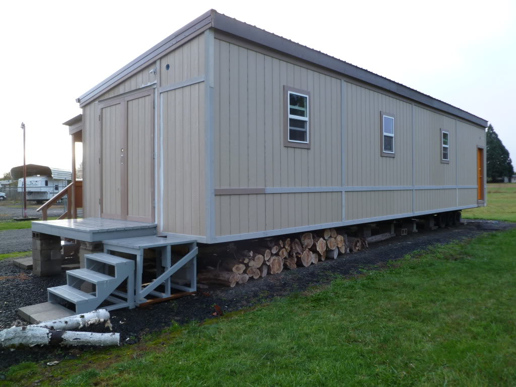 Mobile Home Renovation Ideas: Recycling A Mobile Home Chassis
