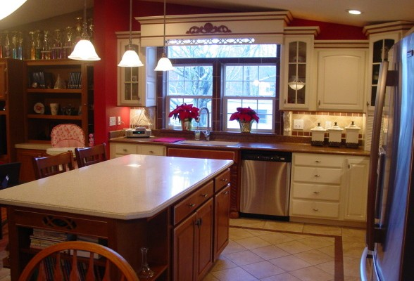 ... Home Kitchen Remodel Ideas- Mobile & Manufactured Home Living