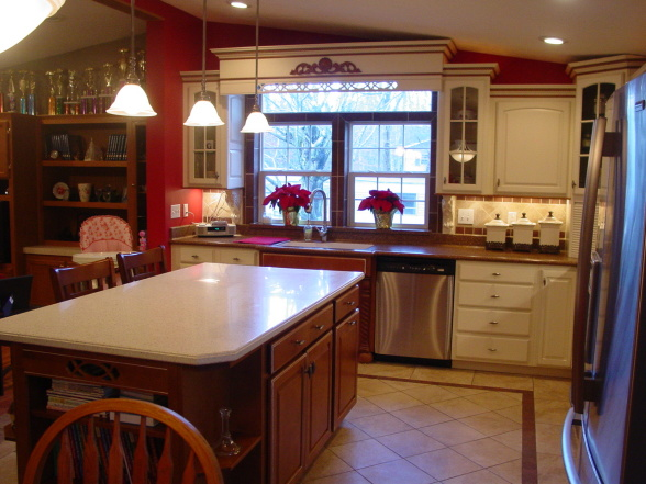 3 great manufactured home kitchen remodel ideas mobile home living. Black Bedroom Furniture Sets. Home Design Ideas