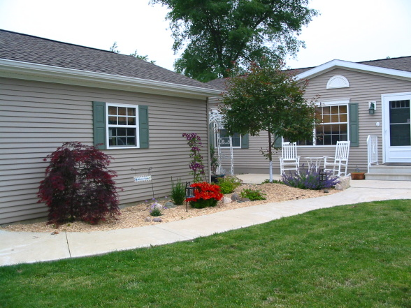 landscaping for a manufactured home - Landscaping Ideas For Mobile Homes Mobile Home Living
