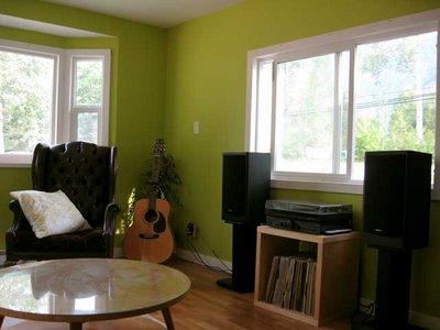 single wide mobile home interior