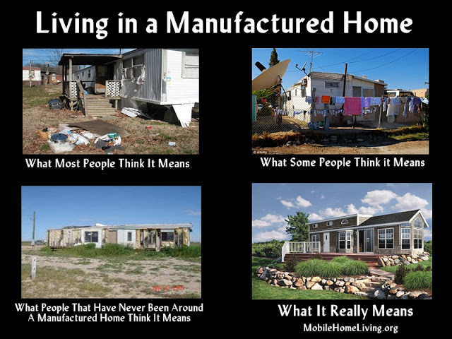 What Living In A Manufactured Home Really Means Mobile