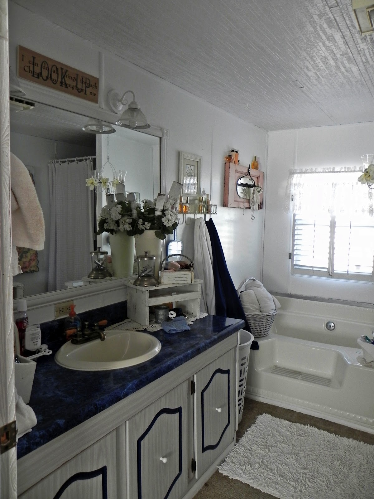 Shannon S Shabby Chic Double Wide Makeover