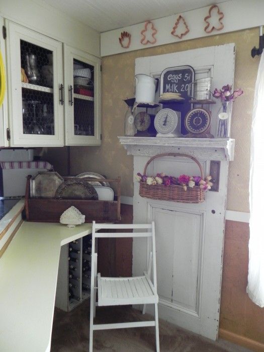 beautiful mobile home makeover - kitchen design