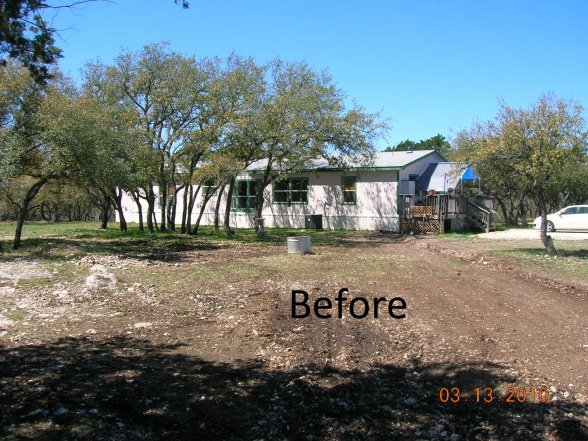 double wide transformation-craftsman style double wide before 2