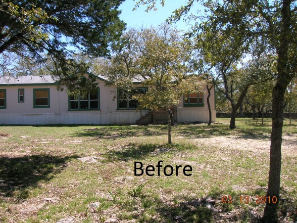 double wide transformation-craftsman style double wide before