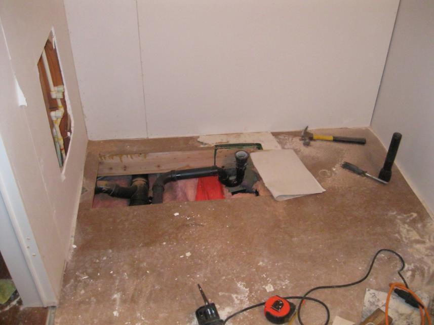 double wide home improvements-double wide bathroom 4
