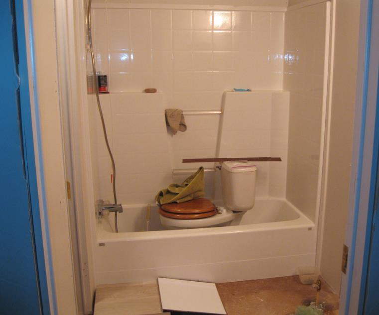 double wide home improvements-double wide bathroom 7