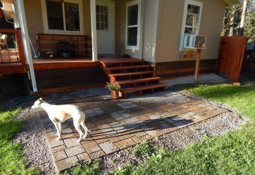 double wide home improvements-double wide deck 5