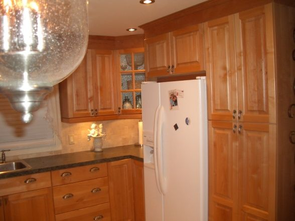 extreme manufactured home kitchen remodel after 4