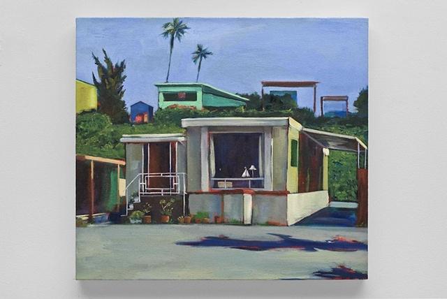 mobile home art 9