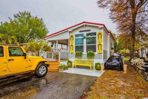 2017 Park Model Home-exterior
