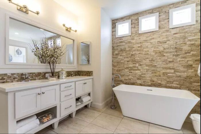 2018 new manufactured home design-master bath