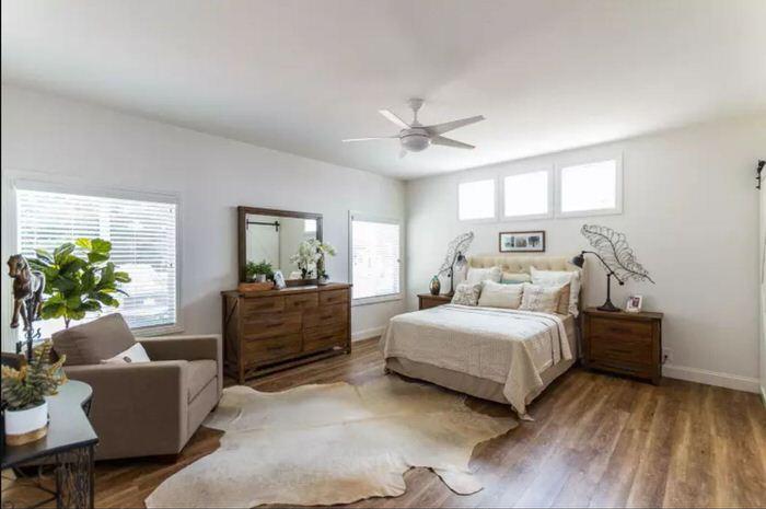 2018 new manufactured home design-master bedroom