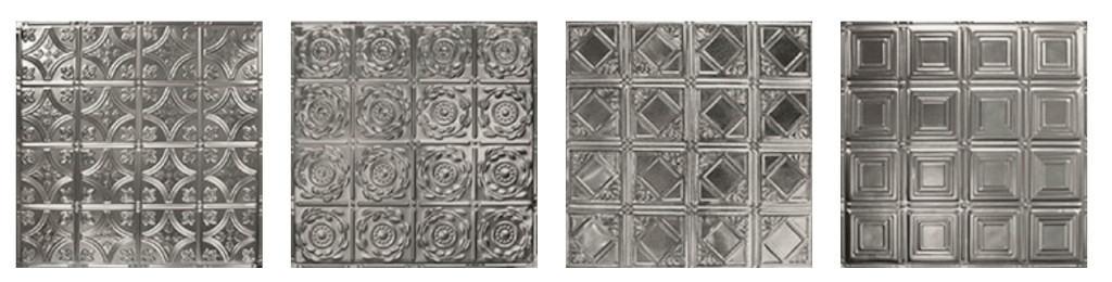 Tin tile patterns great for backsplash00001
